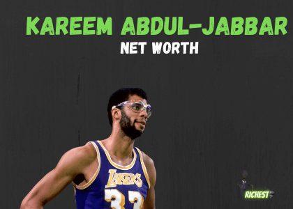 Kareem Abdul-Jabbar Net Worth 【Total Income & Revenue】